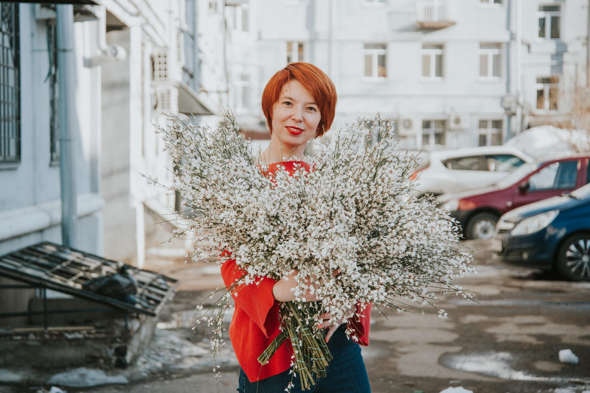 ляйсян афонина флорист ceo kazanflowerschool