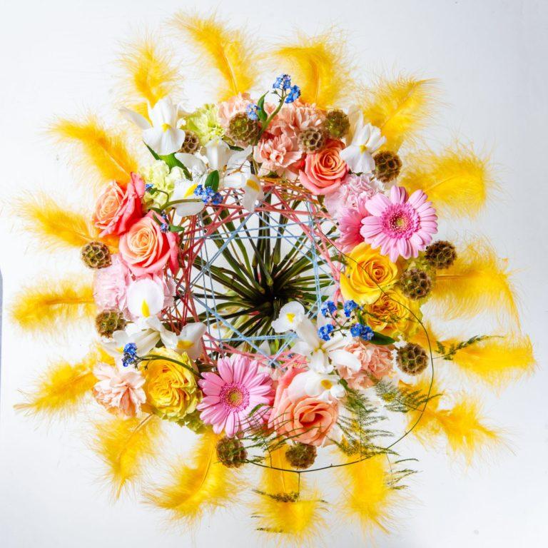 флорист дизайнер