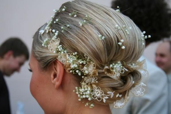 Свадебная флористика: гипсофила 3