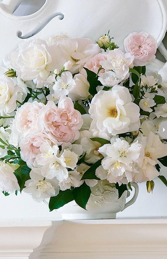Использование цветов в декорации помещений 1