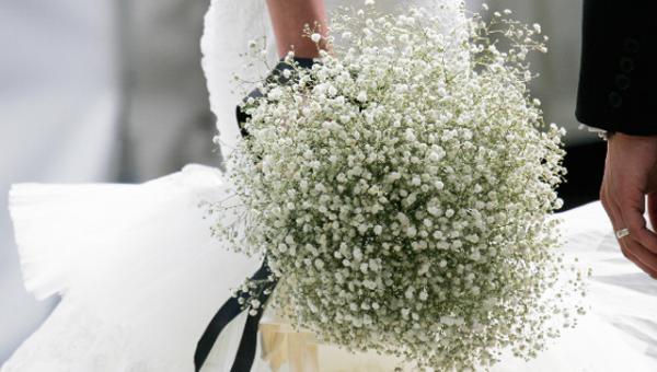 Свадебная флористика: гипсофила 1