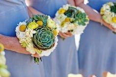 Артишоки в оформлении свадеб 4