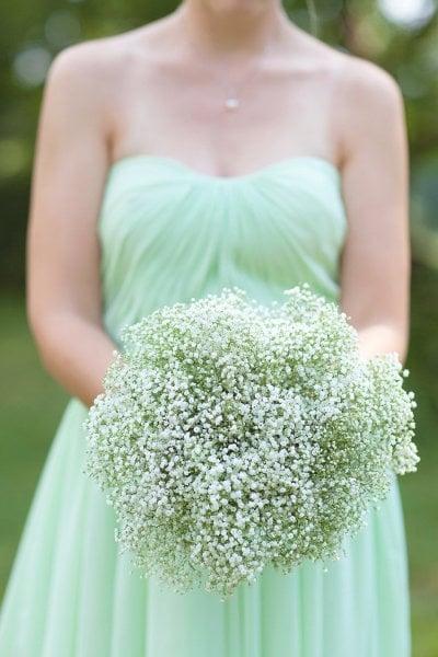 Свадебная флористика: гипсофила 6
