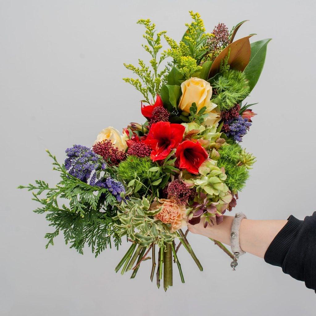 Завершаем флористический год на высокой ноте! 8