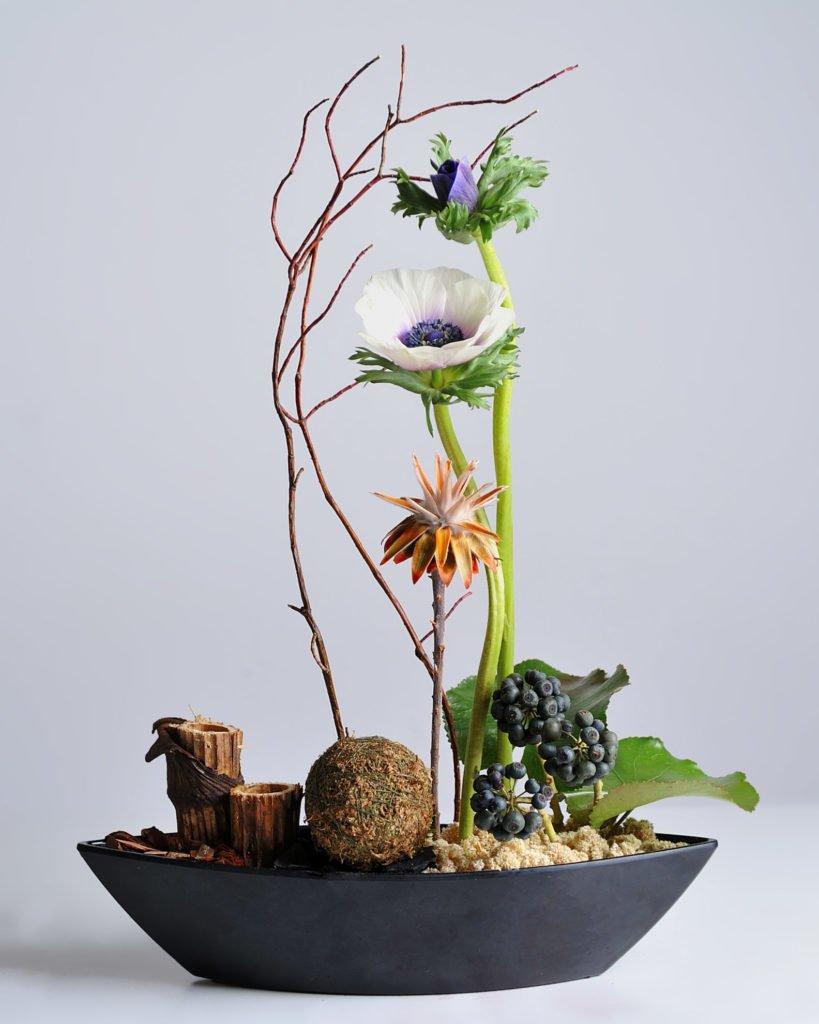 Декоративный, форма-линейный, вегетативный, транспарентный стиль - всё это только 1 сессия! 5