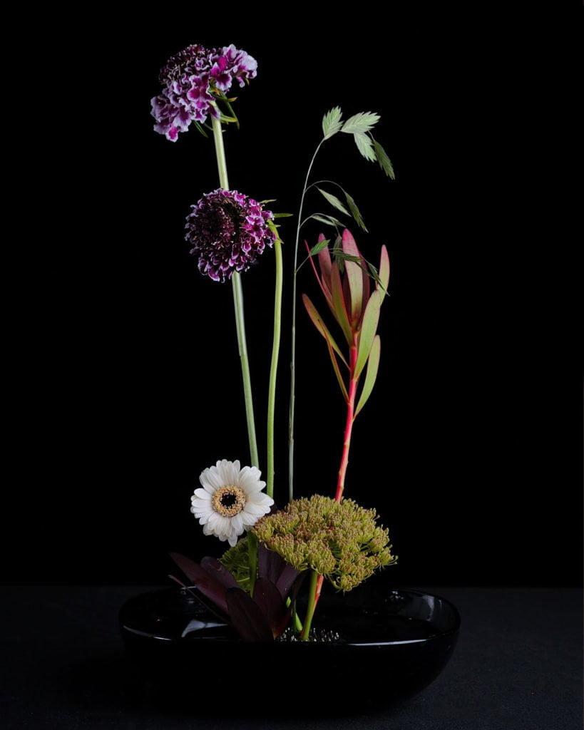 Декоративный, форма-линейный, вегетативный, транспарентный стиль - всё это только 1 сессия! 8