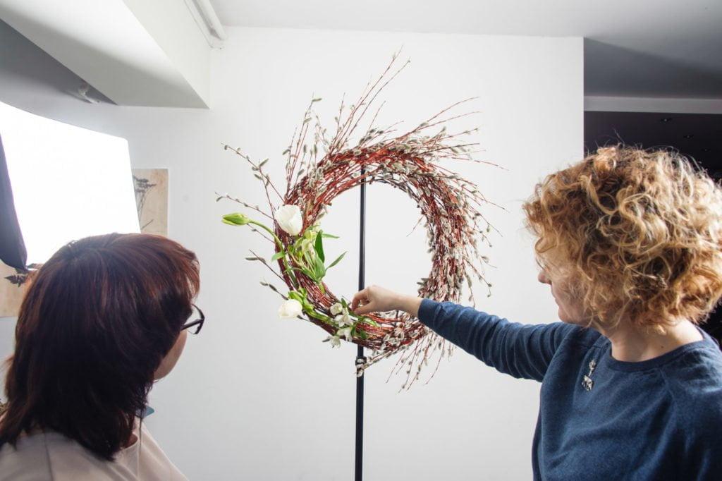"""Что мы изучаем на 7 сессии """"Флорист дизайнер""""? 3"""