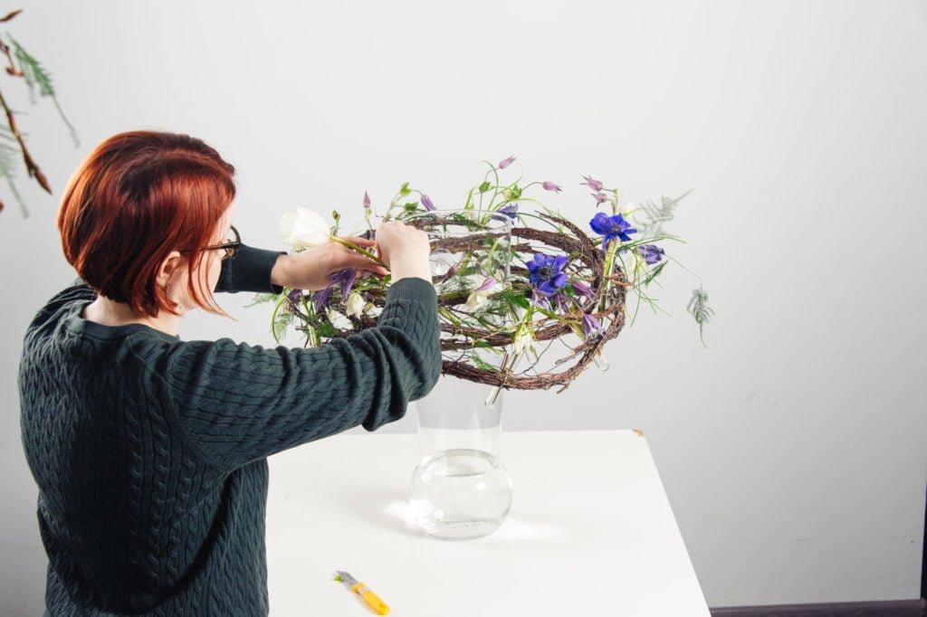 """Что мы изучаем на 7 сессии """"Флорист дизайнер""""? 5"""