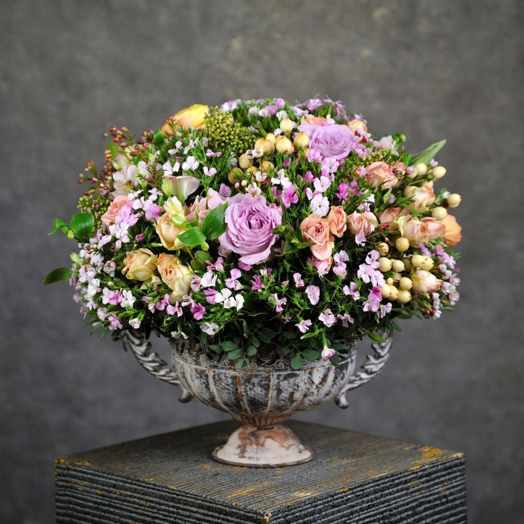 Профессия флорист Февраль 2020 8