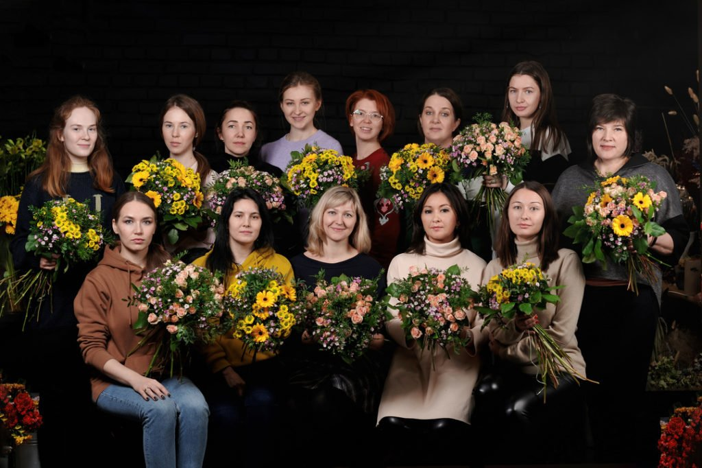 Профессия флорист Февраль 2020 1
