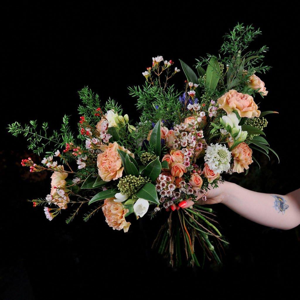Профессия флорист Февраль 2020 3