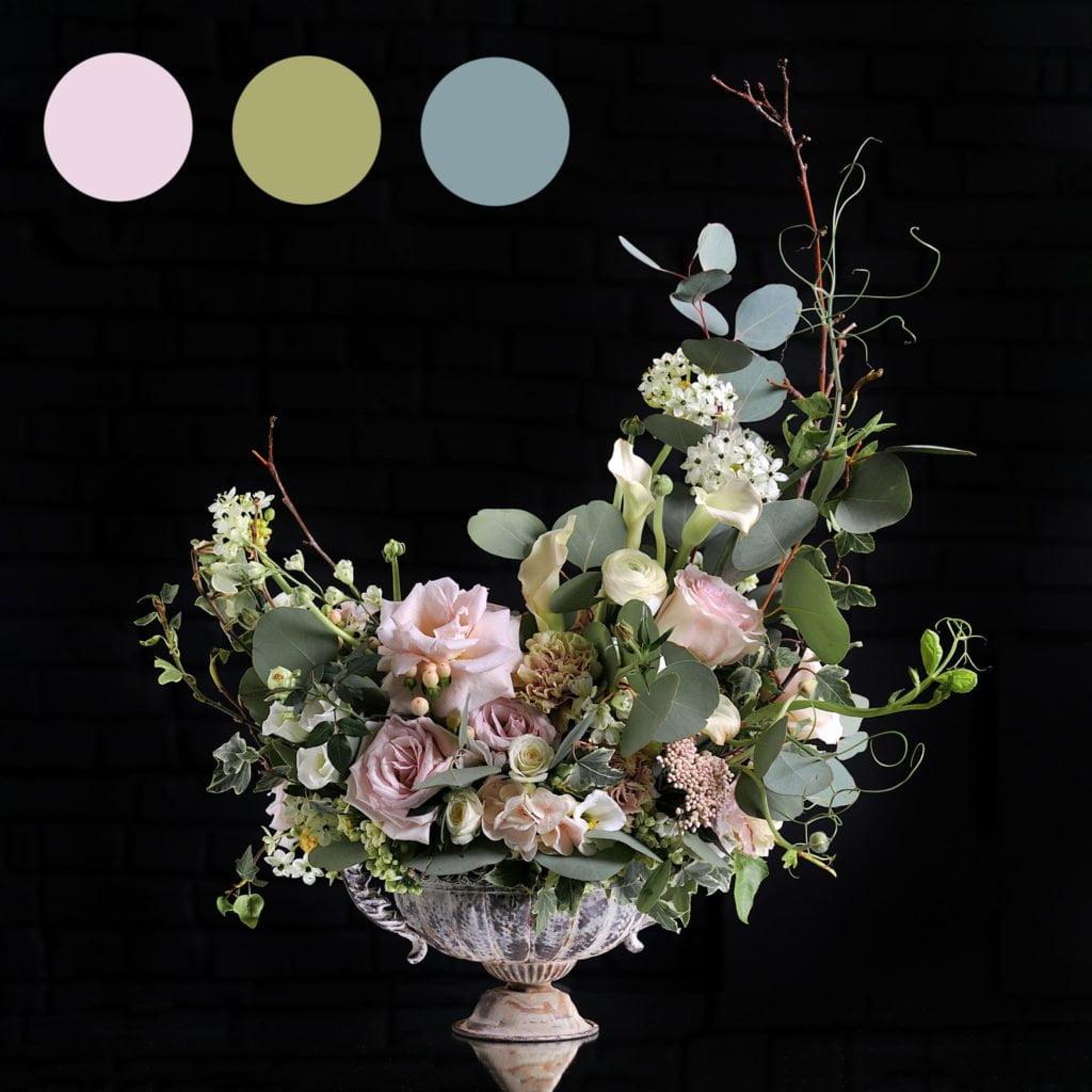 3 совета по работе с композициями для начинающих флористов! 2