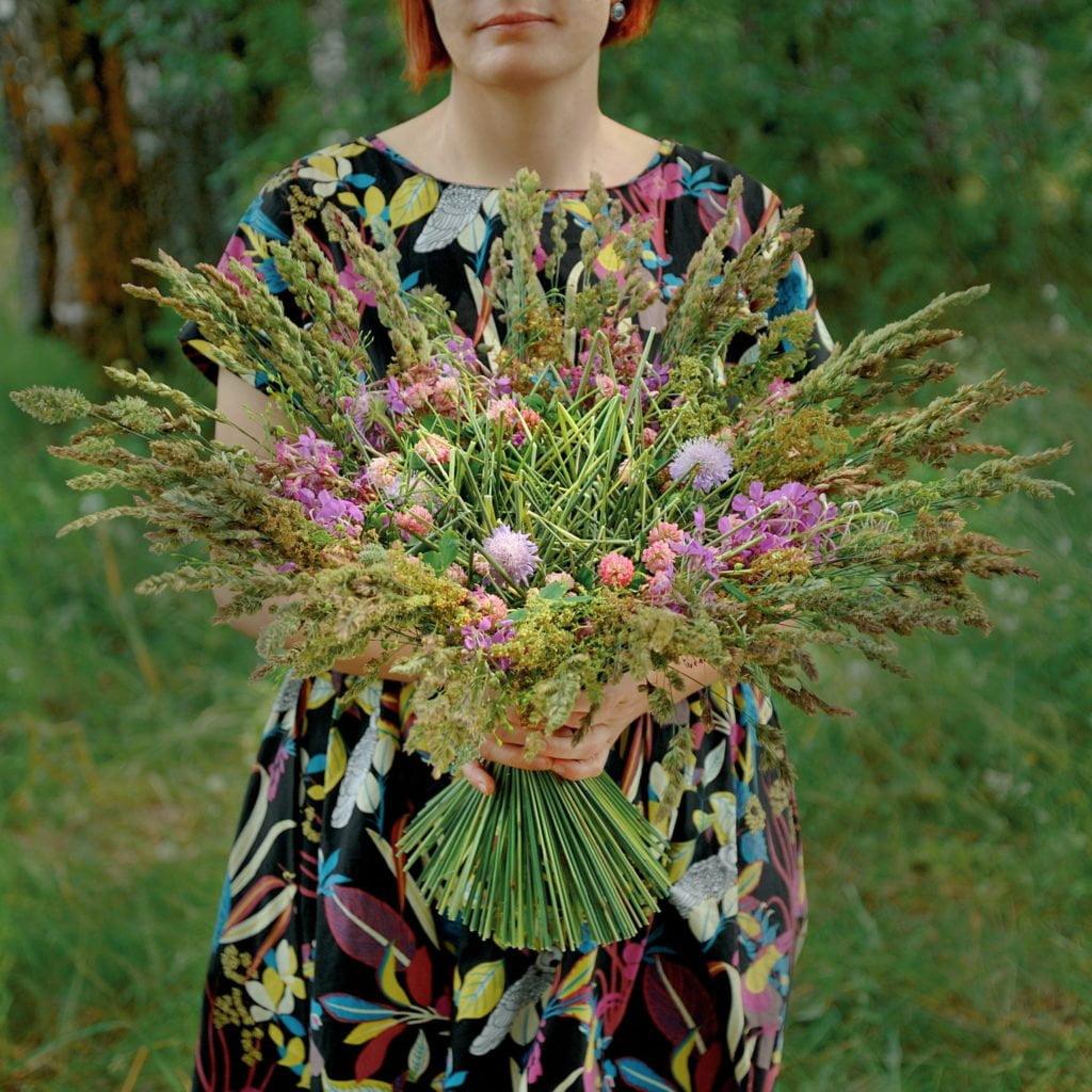Флоришник от Казанской школы флористики! Было круто! 3